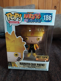 Funko Pop Naruto Six Path Exclusivo Hot Topic