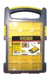 Organizador Plástico Tipo Maletín Crossmaster