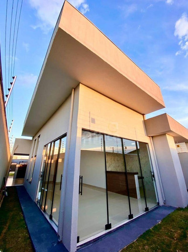 Casa À Venda, 120 M² Por R$ 310.000,00 - Loteamento Residencial Verona - Anápolis/go - Ca0489