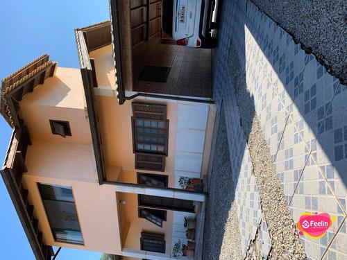 Imagem 1 de 30 de Casa Com 3 Dormitórios À Venda, 180 M² Por R$ 680.000,00 - Armação - Florianópolis/sc - Sc - Ca0152_feelin