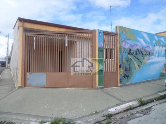 Casa Com 3 Dormitórios À Venda, 158 M² Por R$ 440.000 - Cidade Edson - Suzano/sp - Ca0253
