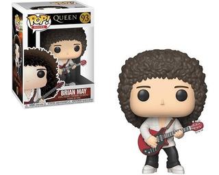 Funko Pop! Queen Brian May 93 Envio Incluido