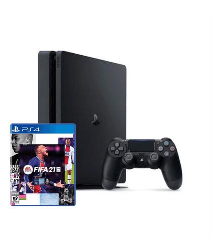 Consola Sony Playstation 4 Ps4 S 1tb Con Fifa 21  Zonatecno
