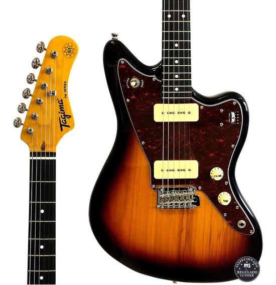 Guitarra Tagima Tw-61 S Sunburst Promoção!