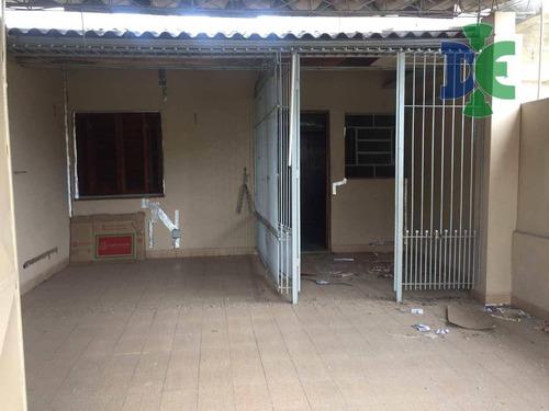 Casa Com 1 Dormitório À Venda, 76 M² Por R$ 180.000,00 - Jardim Siesta - Jacareí/sp - Ca0149