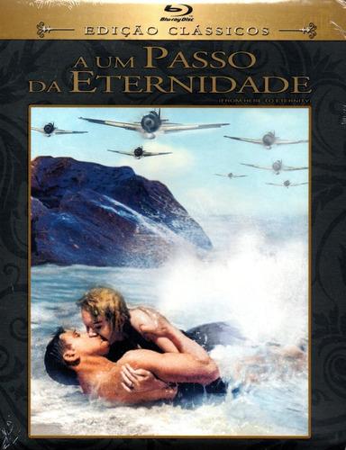 Blu-ray A Um Passo Da Eternidade - Classicline Bonellihq S20