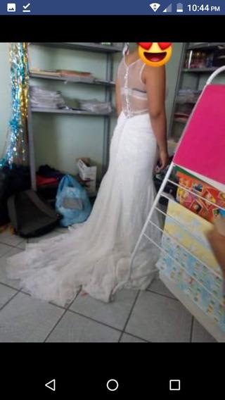 Vestido De Novia .