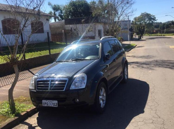 Ssangyong Rexton Rx270 Turbodiesel