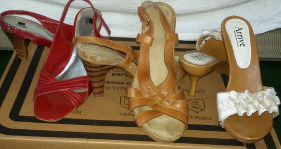 Sapatos 6 Pares