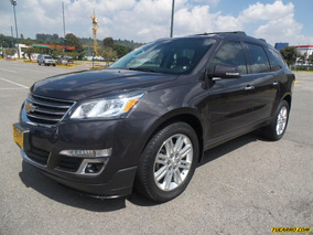 Chevrolet Traverse Lt At 3500cc