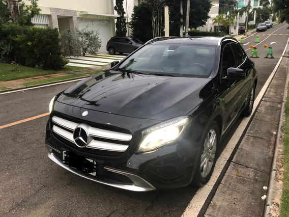 Mercedes-benz Gla200 Advance 1.6 Turbo Automático Novíssimo!