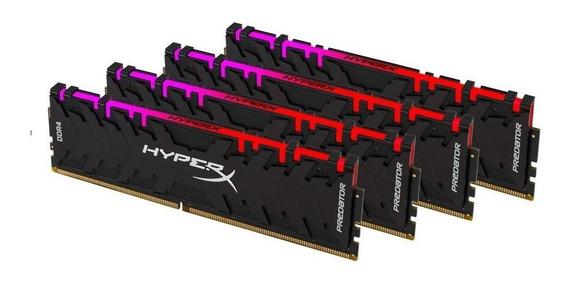 Memoria Desktop Gamer Ddr4 Hyperx Hx429c15pb3ak4/32 Predator