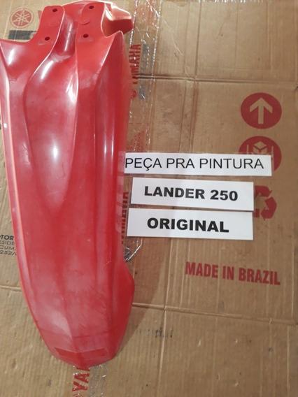 Paralama Dianteiro Yamaha Xtz 150 Lander 250 Original Pintur