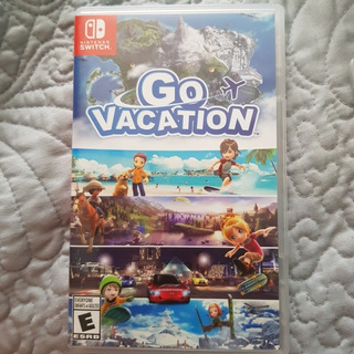 Go Vacation Juego De Nintendo Switch, 35.000