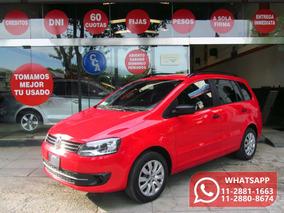 Volkswagen Suran 1.6 Comfortline 101cv 2011 Rpm Moviles