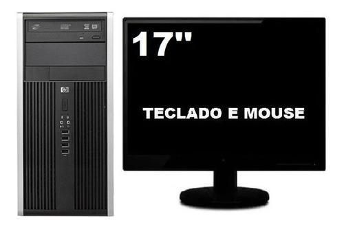 Computador Hp 6000 Quad Core Q6600 8gb Ddr3 Hd 320gb
