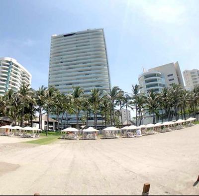 Hermoso Depa En Solar Beach Ocean, Acapulco Diamante