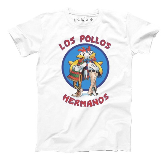 Remera Pollos Hermanos - Breaking Bad - Showroom Palermo