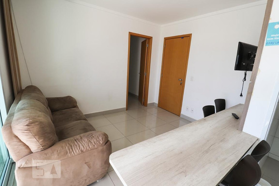 Apartamento Para Aluguel - Setor Bueno, 1 Quarto, 44 - 893091889