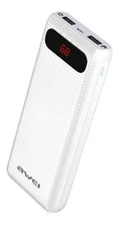 Cargador Portatil 20000mah R E A L E S Powerbank Micro Usb