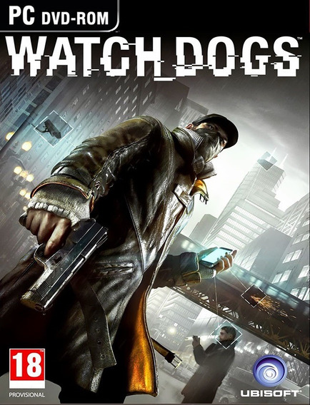 Watch Dogs Pc - 100% Original (origin Key)