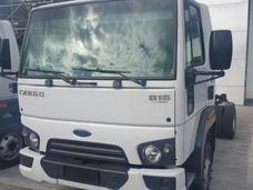 Ford Cargo 816 Modelo 2017 0km Ultimas Unidades