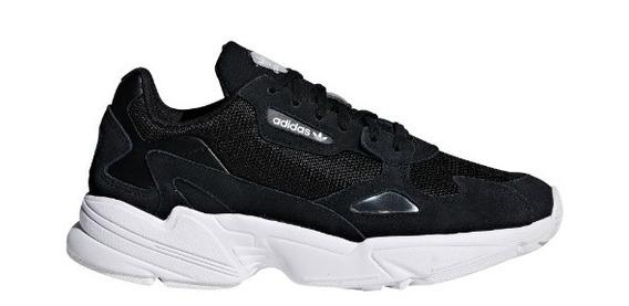 Zapatillas adidas Falcon W Negras Mujer-originals