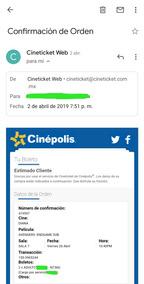 Boletos Avengers Endgame Cinepolis Diana Cdmx