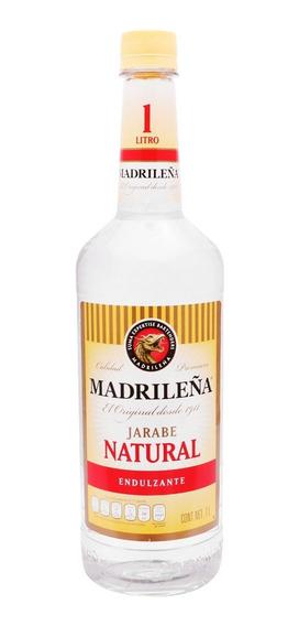 Jarabe Madrileña Natural De 1 Lt