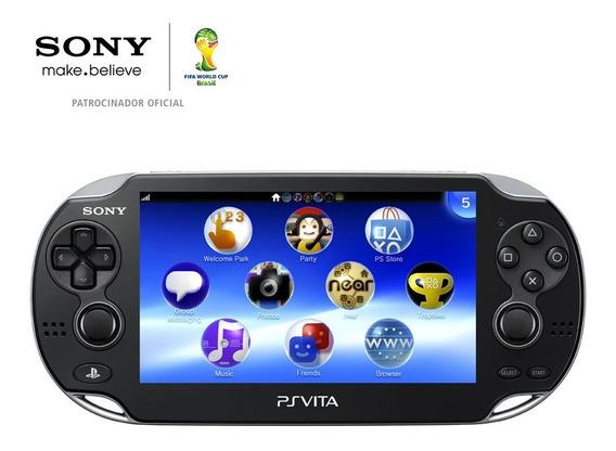 Playstation Vita + Brindes