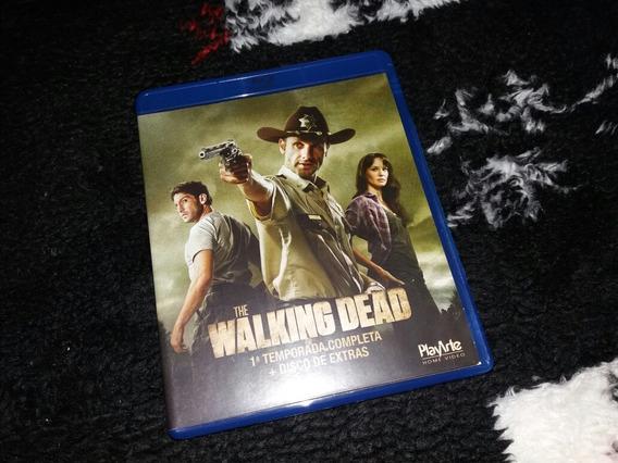 Bluray The Walking Dead Primeira Temporada Frete Grátis