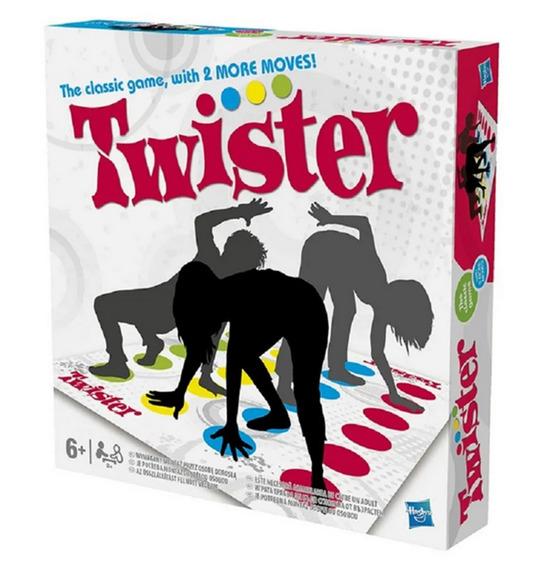 Brinquedo Twister Novo 3 Mês De Garantia Original