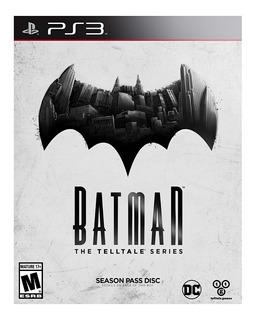 Batman - The Telltale Series ~ Ps3 Digital Español