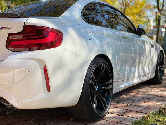 Bmw M2 Escapes Bmw M Performance