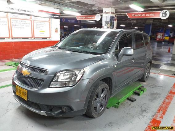 Chevrolet Orlando Wagon