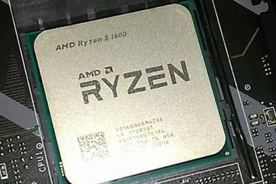 Combo Ryzen 5 1600 + Mother B350 + 16gb Ram Ddr4