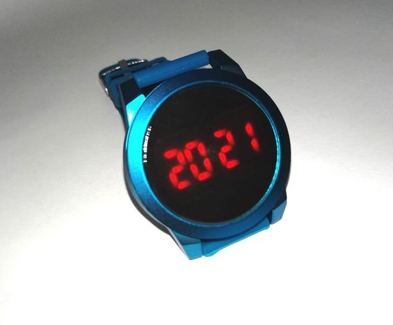 Relógio De Pulso Digital + Caixa Acrílica Valor Promocional!
