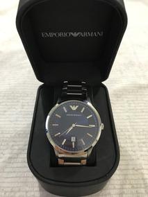 Relógio Emporio Armani Ar-2477 Seminovo