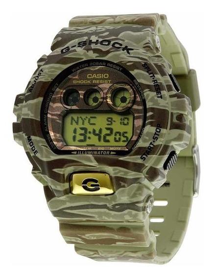 Relógio Casio G Shock Gdx6900 Camuflado!