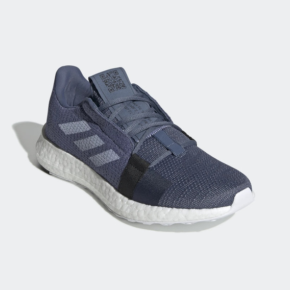 Tênis adidas Senseboost Go M Azul Jeans