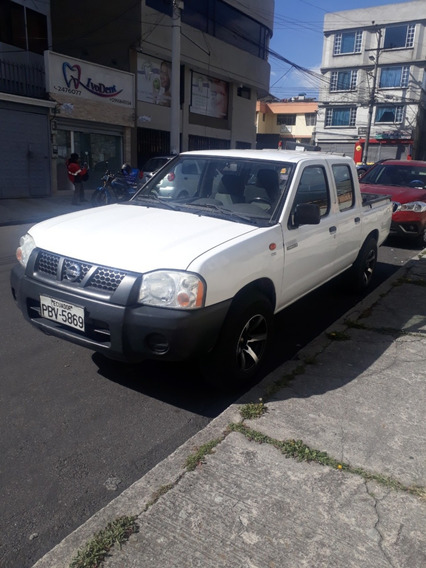 Nissan Frontier Doble Cabina 2012
