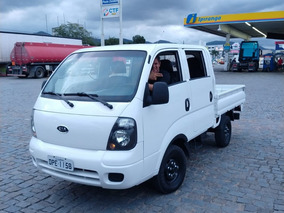 Kia Bongo 2.7 Std 4x4 Rs Cab. Dupla C/ Carroceria 2p 2007
