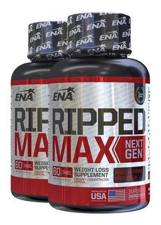 Ripped Max Next Generation Comp. X 60 Promocion 2x1