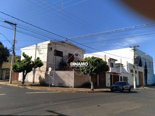 Imagem 1 de 19 de Sobrado Com 3 Dormitórios À Venda, 202 M² - Vila Mariana - Ribeirão Preto/sp - So0624