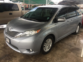 Toyota Sienna Xle At. 2011, Puertas Electricas