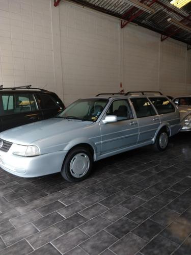Volkswagen Qantum Mi 8v 2.0 Gasolina 2000 Un.dono