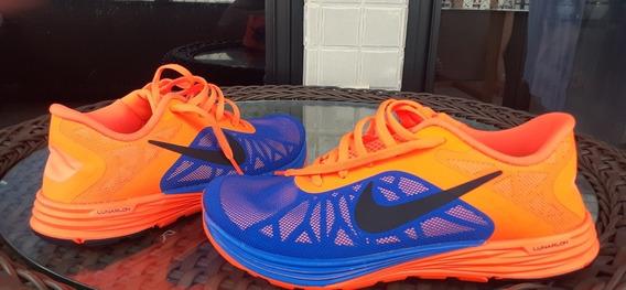 Tênis Nike Lunarlon Running Original