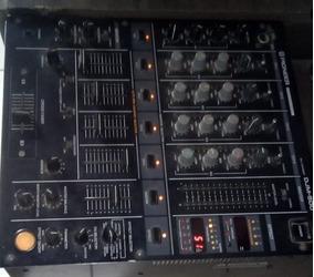 Pioner Dj Mixer Djm 500