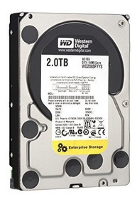 Disco Duro Western Digital Wd 2tb Enterprise Sata 3.5 Dvr Pc