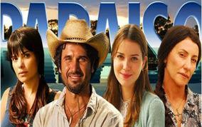 Novela Paraíso Completa Em 19 Dvds Frete Grátis!!!!
